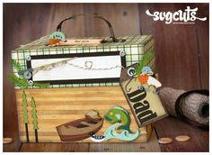 Tackle Box Gift Set by Tamara Tripodi