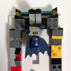 LEGO® Batman Light Switchplate by BrickShtick, $44.00 USD