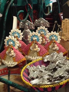 new arrivals from Mexico