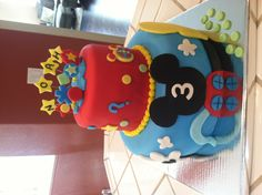 Mickey Mouse Clubhouse Smash Cake By Publix Mickey Mouse