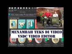 Cara Menambah Teks di Video Menggunakan VSDC Video Editor - Tutorial VSDC Video Editor Free 1 Day Trip, Komodo National Park, Adventure Tours, Jakarta, Bali, Hotels, Island, Adventure Travel, Islands