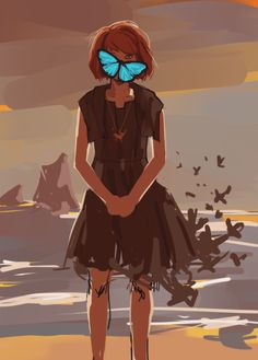 """Life is Strange - Max// """"And Max Caufield, don't dare you to forget me."""""""