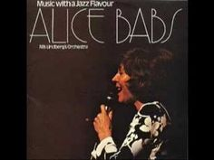 Alice Babs - Been to Canaan - YouTube