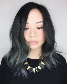 30 Modern Asian Hairstyles for Women and Girls Mid-Length Asian Textured Haircut Medium Hair Cuts, Medium Hair Styles, Short Hair Styles, Cornrows, Asian Balayage, Hair Color Asian, Hair Cuts Asian, Asian Haircut, Textured Haircut