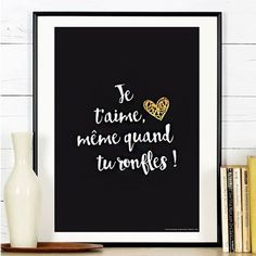 Idée déco Quotes Valentines Day, French Signs, Sketches Of People, Some Quotes, Wall Wallpaper, Happy Thoughts, Cute Love, Cool Words, Decir No