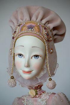 Юнна-Розовый жемчуг