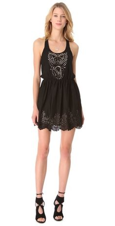 So cute :) Parker Laser Cut Dress | SHOPBOP