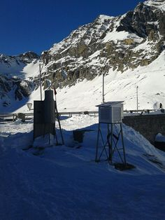 "meteo station ""lago serrù"" (2245 m slm) (Parco Nazionale Del Gran Paradiso)"