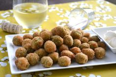 The View from Great Island | It's 5 O'Clock Somewhere Friday: Fried Olives