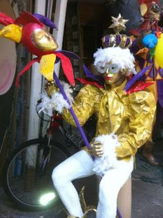 Mardi Gras prop...