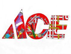 Ace hardware logo Ace Hardware, Symbols, Letters, Crafty, Heaven, Painting, Tools, Logo, Store