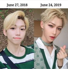 Petition for felix's cheeks to make a comeback. (Also like how tf did his face get longer wth his chin is gonna be sharper than changbin's. Felix sweetie please EAT. K Pop, Kind Meme, Felix Stray Kids, Funny Kpop Memes, Crazy Kids, Lee Know, Kpop Groups, K Idols, Baby Photos