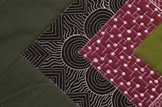 Quilt Featuring Various Free Motion Designs - on Craftsy