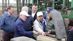 Свыше 641 тысяч гектаров земли будет засеяно в Актюбинской области в 2017 году