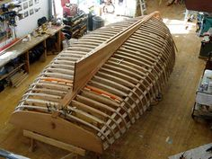 "Building the A Class Catboat ""Spyder"" Kayaks, Wooden Boat Building, Build Your Own Boat, Wooden Ship, Boat Stuff, Boat Design, Boat Plans, Wooden Boats, Outdoor Furniture"