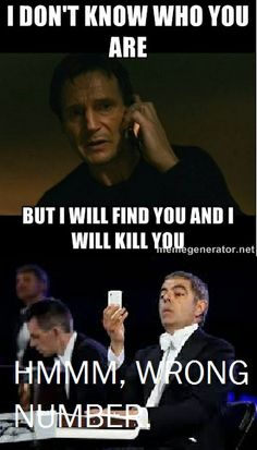 15 Best I Will Find You And I Will Kill You Images Entertaining