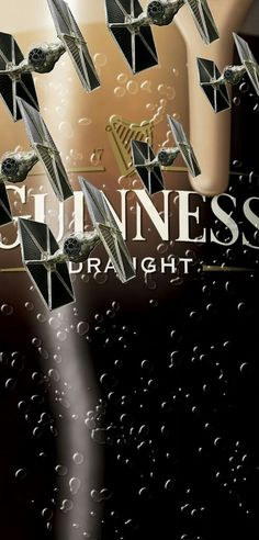 #guinness, maybe...