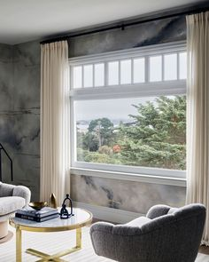 The best art extends beyond your windows. Get the look at theshadestore.com // Designed by Kinteriors for the San Francisco Decorator Showcase // Photo by Douglas Friedman Old World Style, Drapery Hardware, Wrought Iron, Cool Art, This Is Us, San Francisco, Windows, Design, Home Decor