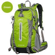 50L Outdoor Camping Hiking Backpack Travel Mountaineering Trekking Shoulder Bag