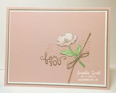 Welcome to another week of WWYS! Birthday Bouquet, Pink Out, Diy Makeup, Breast Cancer Awareness, Hello Everyone, Stampin Up Cards, Creative Inspiration, Color Schemes, Grunge
