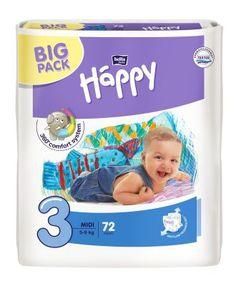 Bella Baby Happy Maxi, 66 db [Pepita Hirdető]
