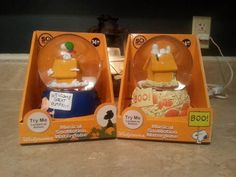 CollectPeanuts.com on Facebook - Ready for Halloween! Christina found Snoopy plushes at CVS and Walgreens Snoopy waterglobes from Walgreens a Snoopy Nutcracker at Walgreens and outdoor decor from At Home.  Join the Snoopy Spotters! Post photos of your Peanuts finds on the CollectPeanuts.com Facebook page.