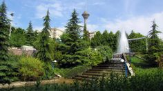 Goftogo Park, Tehran, Iran, Photo: Tehran Municipality