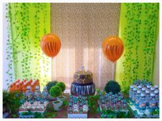 Safari Party  #birthdaypartyideas #customisedparty #decoracaodefestas #encontrandoideias #favours #festamenino #festamenina #festasafari #festainfantil #festadecrianca #festasinfantis #fiestasinfantiles #instaparty #ideiaparafestas #kidsparty #mesadecorada #mycupofteaparties #onlineparty #partyideas #partydesign #partydecoration #safari #safariparty #tabledecoration #fiestasafari