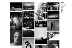 Incline tumblr theme