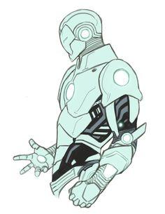 Superior Iron Man by Kris Anka Comic Book Characters, Marvel Characters, Comic Character, Comic Books Art, Character Design, Marvel Comics, Arte Dc Comics, Marvel Heroes, New Iron Man