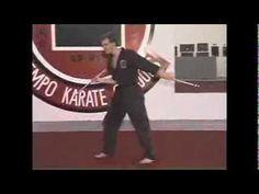 "Universal Kempo Karate - ""Three Sectional Staff"""