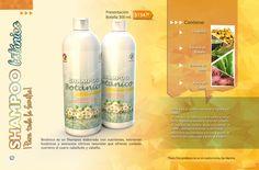 62 Página #Shampoo botanico Botánico es un Shampoo elaborado con nutrientes, extractos botánicos y extractos cítricos naturales que ofrecen cuidado nutritivo al cuero cabelludo y cabello #Oxynet Shampoo, Personal Care, Bottle, Beauty, February, Bottles, Hair, Beleza, Flask