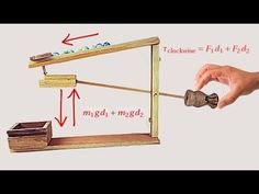 How to Make Amish Marble Machine (Desk Toy) - YouTube