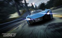 Need for speed world Marussia B2 Wallpaper - http://www.gbwallpapers.com/need-for-speed-world-marussia-b2-wallpaper/ ( / games)
