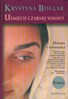 Uśmiech czarnej wdowy, Krystyna Boglar, Siedmioróg, 2004, http://www.antykwariat.nepo.pl/usmiech-czarnej-wdowy-krystyna-boglar-p-14656.html