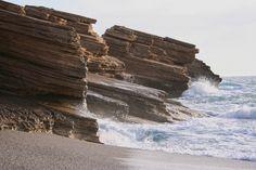 Rocks at Triopetra Beach