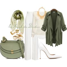 Hijab Outfit by le-hijab-de-doudou on Polyvore featuring Emilia Wickstead, Gianvito Rossi, Chloé, BaubleBar and Nordstrom