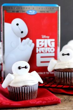 Big Hero 6 comes to