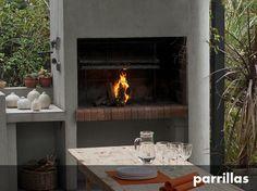 Parrillas | Easy Outside Living, Outdoor Living, Parrilla Exterior, Garden Deco, Barbacoa, Modern Exterior, Outdoor Cooking, Pergola, Bbq