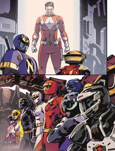 Power Rangers Fan Art, Power Rangers Comic, Power Rangers Ninja Storm, Mighty Morphin Power Rangers, Kamen Rider, Dc Comics Collection, Green Ranger, Cartoon Tv Shows, Comic Drawing