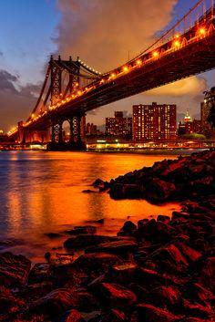 Manhattan Bridge. Visit Fort Bragg Leisure Travel Services for information.