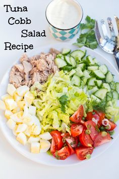 This salad is incredible. A recipe we use over and over, so simple too!