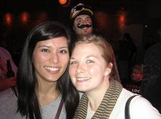 The lifetime award for photobombing-nay, photoTERRORISM goes to this guy.... I aspire to these heights.
