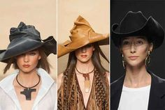 Spring/ Summer 2014 Headwear Trends - Fashionisers
