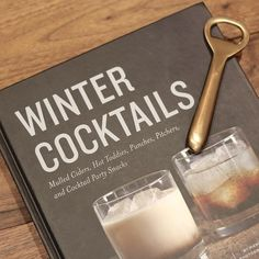 'Tis the season for tasty cocktails! 🍸