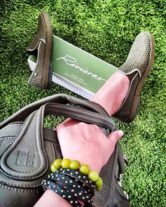 Mean Green... #Green #Khaki #Kaki #Olive #LimeGreen #OliveGreen #ArmyGreen #GreenTea #Ootd #Shoesfie #Rivieras #RivieraShoes #Spain #LeisureShoes #FlatShoes #Sneaker #Keds #Espadrilles #Givenchy #Nightingale #Leather #Bracelet #LeatherBracelet #Jade #Fashion #CasualLook #PersonalStyle #RivierasIndonesia by tetehghea
