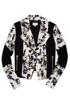30 Chic Spring Jackets — Because It's Finally Warm Again  #refinery29  http://www.refinery29.com/spring-jackets#slide10