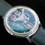 When Accutron 214 based watches were first released in they were truly ground breaking. Bulova Accutron, Skeleton, Electric, Watches, Accessories, Wrist Watches, Tag Watches, Clocks