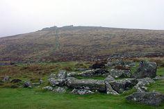 Grimspound Bog with Hookney Tor on the horizon, Dartmoor, Devon, England. Dartmoor National Park, Genius Loci, Devon England, Local History, Veil, National Parks, October, Walking, Earth
