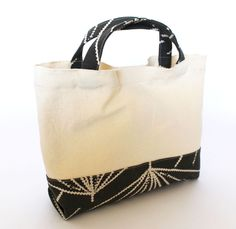 color blocking lunch bag with bull denim and Skinny laMinx Palmetto range
